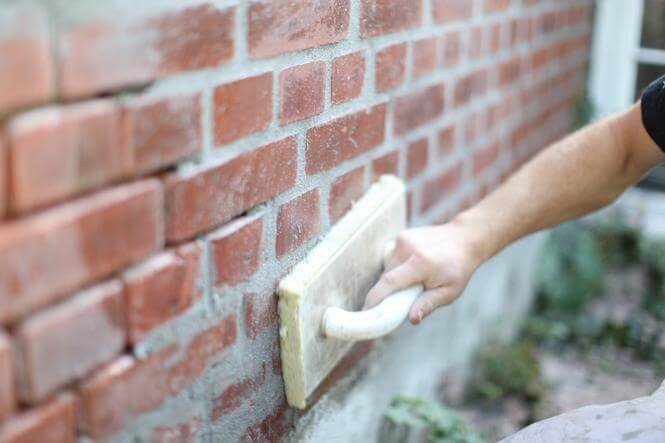 Omfugning giver huset en ny og flot facade