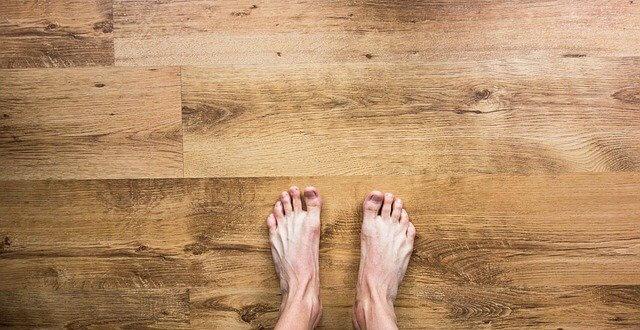 Nyt gulv kan betyde lavere forbrug af varme