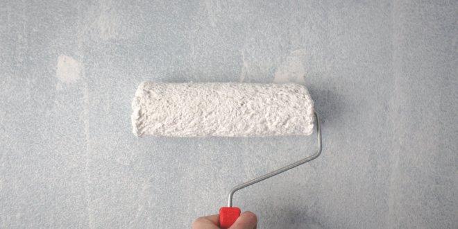 Sådan maler du væggene indendørs