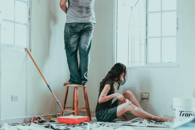 Der kan være mange ting at holde styr på, når hjemmet skal renoveres